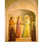 Presentation in the Temple , Fra Angelico