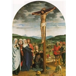 The Crucifixion, c. 1515, David, Gerard