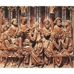 Last Supper. Riemenschneider