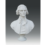Bust of Thomas Jefferson, 1789