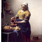 The Milkmaid, c. 1658-60, Jan Vermeer