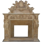 Fireplace Marble - LH0017