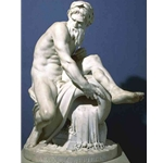 Museum Replicas offers A River Jean Neoclassicism Marble Sculpture Jacques Caffieri and many other  types of Neo-classicism Sculptures.
