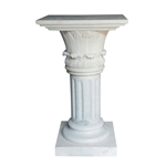 Carved column-1