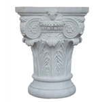 Fancy carved pedestal LC-2
