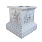 Fancy Carved Pedestal LC-14