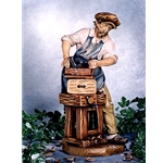 Woodcarving Carpenter
