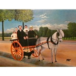 Rousseau the Carriage