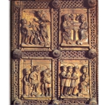 Romanesque Wood Carving
