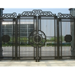 Wrought Iron Gate - 1