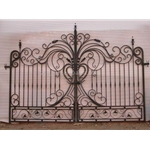 Wrought Iron Gate - 2