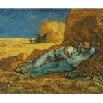 Van Gogh Noon Rest