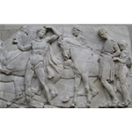 ElginMarbles.Youths ready to mount