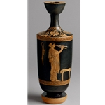 Red-Figure Lekythos