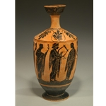 The Concert of Apollo Lekythos