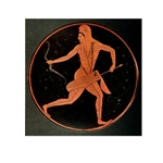 Athenian Red-Figure Plate