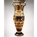 Ceremonial Vase or Water Loutrophoros