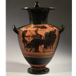 Attic Black Figure Hydria
