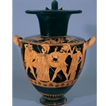Red Figure Hydria