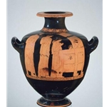 Attic Red Figure Kalpis