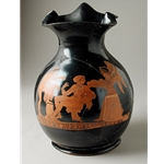 Red Figure Oinochoe
