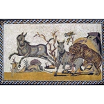 Animals Mosaic - MA122
