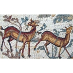 Animals Mosaic - MA173