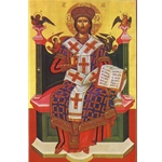 Christ the High Priest Enthroned