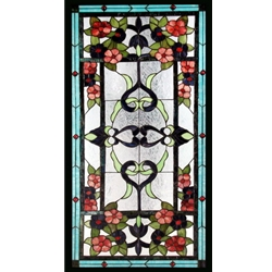 Stained window glass panel LTSP39-19∕99