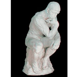 The Thinker after Rodin