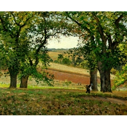 Pissaro the Chestnuttrees