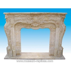 Marble Fireplace  SF-016