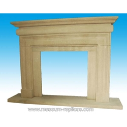 Marble Fireplace  SF-040