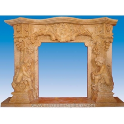 Marble Fireplace  SF-075