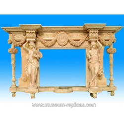 Marble Fireplace  SF-116