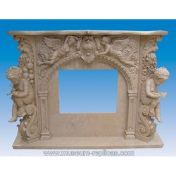Marble Fireplace  SF-117