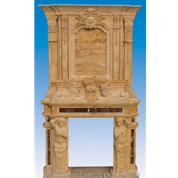Marble Fireplace  SF-130