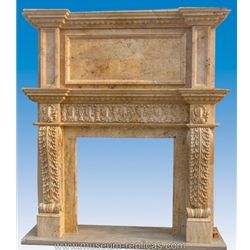 Marble Fireplace  SF-132