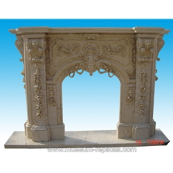 Marble Fireplace  SF-138