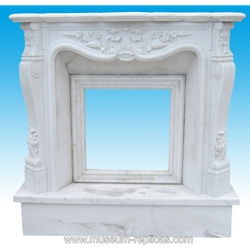 Marble Fireplace  SF-163