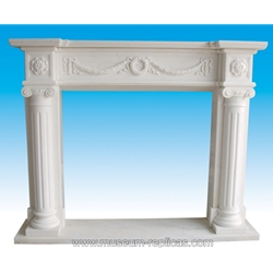 Marble Fireplace  SF-177