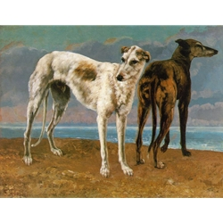 Count de Choiseul's Greyhounds