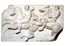 Elgin Marbles. The Men from the West