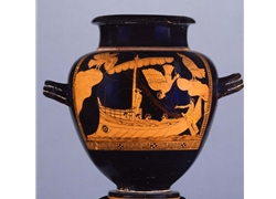 Odysseus and the Sirens