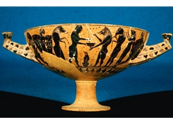 Kylix-Merrythought Cup