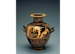 Attic Red Figure Hydria