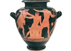 Athenian Red Figure Stamnos