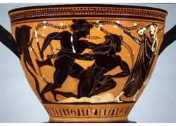 Theseus and Prokrustes