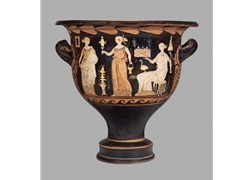 Bell Krater Museum of Fine Arts