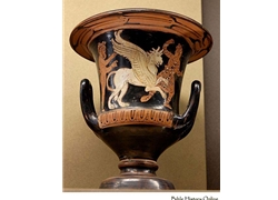 Calyx Krater From Eretria